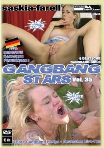 SASKIA FARELL - Gangbang Stars Vol. 35