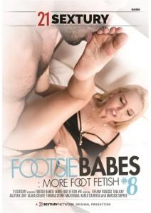 21 SEXTURY - Footsie Babes: More Foot Fetish #8