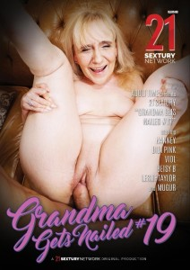 Grandma Gets Nailed #19