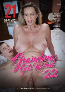 Grandma Gets Nailed #22