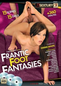FRANTIC FOOT FANTASIES