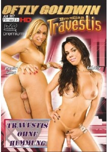 Brazilian Travestis ohne Hemmung
