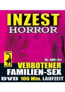 Inzest-Horror - Verbotener Familien-Sex (CD-Format)