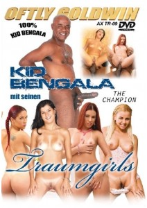 Kid Bengala mit seinen Traumgirls