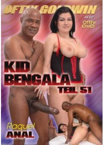 Kid Bengala 51 - Raquel Anal