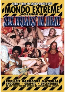 Mondo Ex - 046 Sex Freaks in Heat