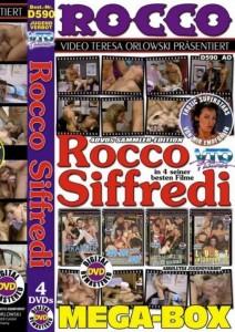 BOX ROCCO Siffredi REMASTERED (4 DVD)