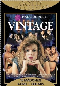 MARC DORCEL GOLD COLLECTION - Vintage 4 Pack