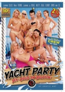 Yacht Party - Sex-Orgie am Balaton!