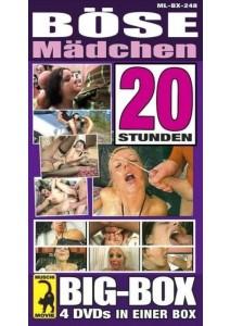 BOX Bose Madchen (4 DVD)