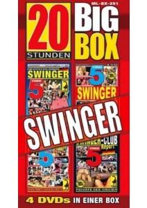 BOX Swinger (4 DVD)