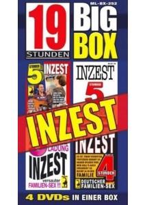 BOX Inzest (4 DVD)