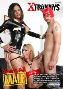 SIDESTREAM PICTURES / XTRANNY - She's All Male