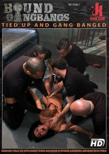 Tied Up and Gangbanged