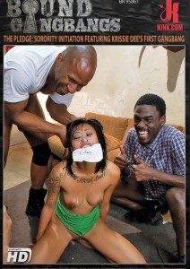 The Pledge: Sorority Initiation Featuring Krissie Dee's First Gangbang