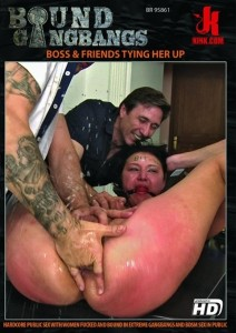 Boss & Friends Tying Her Up