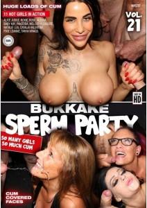 Bukkake Sperm Party Vol. 21