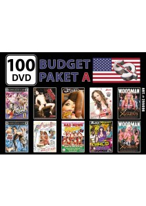 BUDGET PACK A USA (100 DVD's)