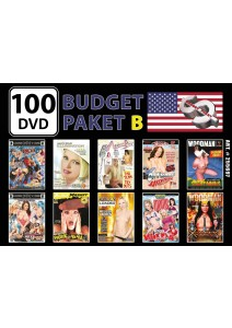BUDGET PACK B USA (100 DVD's)