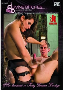 Getting His Prostate Milked by Bobbi Starr