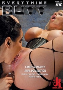 Candy Manson's Anal Domination