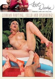 Lesbian Footing, Jello and Sploshing!