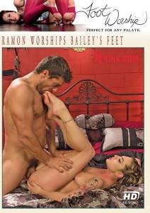 Ramon Worships Bailey's Feet
