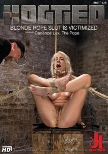 Blonde Rope Slut is Victimized