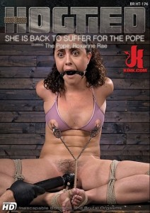 She is Back to Suffer for The Pope