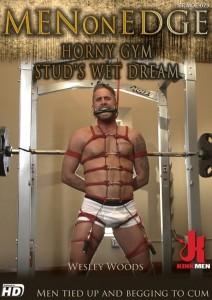 Horny Gym Stud's Wet Dream