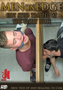 Hot Stud Trapped at The Glory Hole