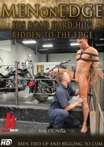 His Road Hard Hog Ridden to The Edge
