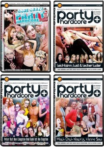 EROMAXX PARTY HARDCORE A 10-PACK