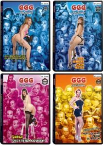 GGG SPERMA B 10-PACK