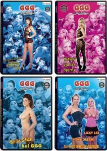 GGG SPERMA C 10-PACK