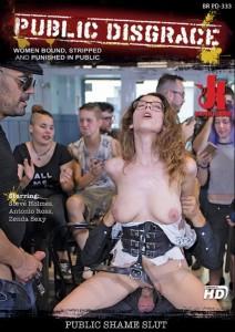 Public Shame Slut