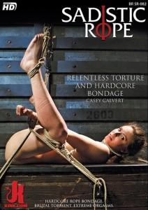 Relentless Torture and Hardcore Bondage