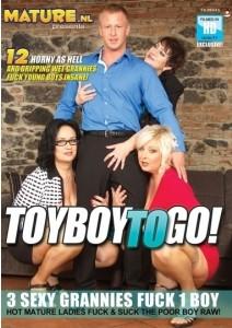 Toyboy To Go