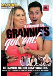 If you want 'em Grannies Got 'em