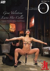 Gina Valentina Earns Her Collar