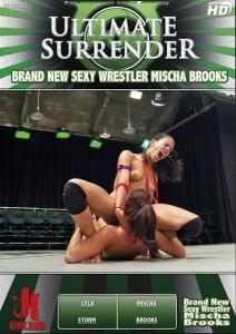 Brand New Sexy Wrestler Mischa Brooks